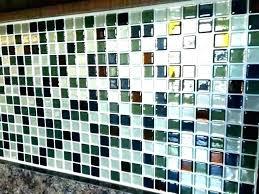 mosaic l and stick backsplash self stick metal wall tiles l and stick tile on tiles