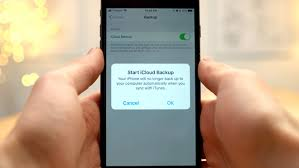 How To Backup Iphone Data To Icloud Before Moving To Ios 12