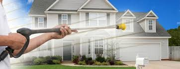 exterior house washing. Plain Exterior Exterior House Cleaning And Washing O