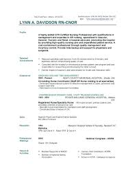 Teen Resume Samples Best Of Resume Sample For Nurses Sample Nursing Resume Sample Resume Nurse