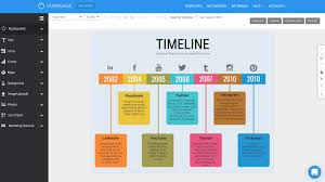 Customizable Visual Birth Plan Free Timeline Maker Create A Timeline Infographic Venngage