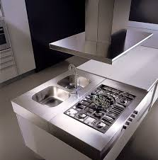 Cuisine Ilot Centrale Design 14 Hotte 238lot Pratique Et