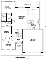 Narrow raised bungalow CANADIAN HOME DESIGNS   Custom House Plans    Narrow raised bungalow CANADIAN HOME DESIGNS   Custom House Plans  Stock House Plans  amp  Garage