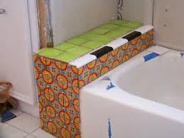 Diy Bathroom Floors Diy Bathroom Tile