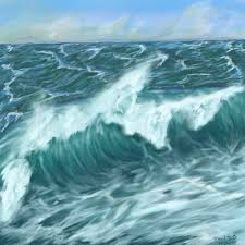 Speedpainting Ocean Dessin David Db