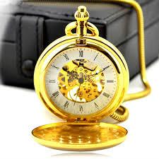 online get cheap antique gold pocket watches for aliexpress retro wind design mens top brand luxury copper gold color mechanical clock male chain necklace pocket watch pw jxqt 3