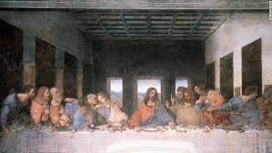 an italian ian believes that the positioning of the disciples 39 hands and the
