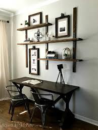 office wall shelf. Modren Office Simpson StrongTie Wall Mounted Shelves  Sawdust 2 Stitches In Office Shelf