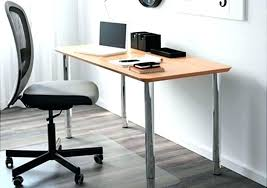 bedroom office desk. Bedroom Office Desk. Ikea Desk For A Light Home With Grey Chair Brown E