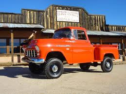 1956 Chevrolet 3100 Napco 4x4 | Cars, Trucks, Boats, and Bikes ...