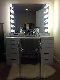 light bulb mirror ikea vanity mirror with lights impressive best vanity table ideas on makeup hollywood light bulb mirror