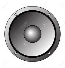 dj speakers clipart. grey toned speaker clip art logo stock vector - 32055116 dj speakers clipart