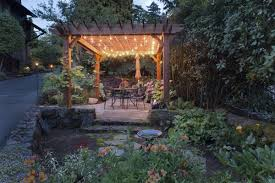 outdoor pergola lighting. Outdoor Pergola Lighting Examples For Portland