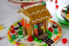 creative graham cracker gingerbread house. Plain Creative Graham Cracker Gingerbread Houses And Creative House Pamelau0027s Products