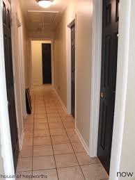 black door knobs. black door knobs