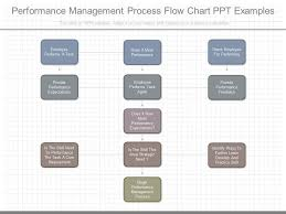 Performance Management Process Flow Chart Ppt Examples