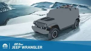 2018 jeep military. brilliant military 2018 jeep wrangler mopar accessories explained throughout jeep military