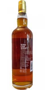 kavalan king car whisky ratings and