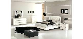 Lacquer Bedroom Set White Furniture Photo Design Italian