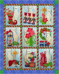 122 best Quilts - Cat images on Pinterest | Animal quilts, Cats ... & Peck's Pieces: Free Patterns. Applique ... Adamdwight.com