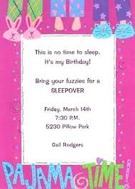 Downloadable Birthday Invitations Pajama Party Invitations Catalog Spa Pyjama Template Birthday