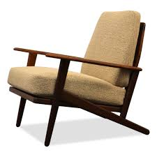 danish teak lounge chair from the sixties