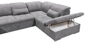 Details Zu Couch Wayne R Sofa Schlafcouch Wohnlandschaft Schlaffunktion Anthrazit U Form