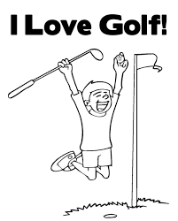 Small Picture I Love Golf Sports Coloring Pages Sport Coloring pages of