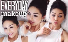 everyday makeup routine 2016 my go to natural makeup look roxette arisa you