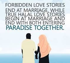 Love Relationship 40 Islamic Marriage Quotes PASS THE KNOWLEDGE Enchanting Best Islamic Quotes About Fiance