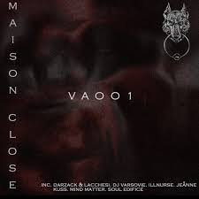 [MCVA001] - <b>VARIOUS ARTISTS</b> | Maison Close