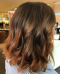 Layered Hairstyles Highlights 40 Rose Gold Hair Color Ideas Dark