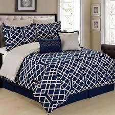 Bed Linen: stunning light blue and cream bedding Navy Blue And ... & ... Light Blue And Cream Bedding Solid Navy Blue Comforter Cathay Home  Demetri 8 ... Adamdwight.com