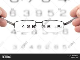 Glasses Right Diopter Image Photo Free Trial Bigstock