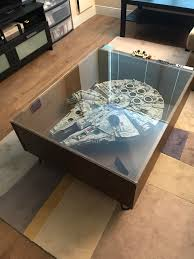 Glass for coffee table Copper Lego Reddit Some People Suggested Get Tempered Glass For My Coffee Table