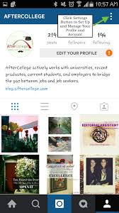 instagram profile 2015. Plain Profile 35 Getting To The Settings Set Up Your Profile And Account To Instagram 2015