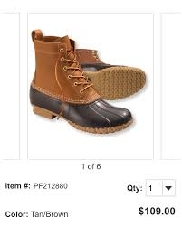 Ll Bean Boot Size Chart Purchasing Guide For L L Bean Boots Preppy Teppy