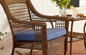 patio furniture home depot. spring haven brown collection patio furniture home depot