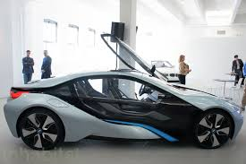 Bmw I8 Hybrid Electric Car With Designer Richard Kim Inhabitat Green Design Innovation Architecture Green Building