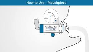 Aerochamber Age Chart Aerochamber Flow Vu Chamber Trudell Medical International