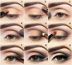 simple makeup tutorial for small eyes
