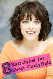 Short Thin Curly Hairstyles