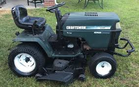 craftsman 50 riding mower and or deck