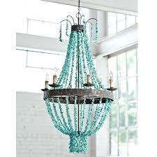 turquoise beaded chandelier light fixtures pertaining to cur turquoise beaded chandelier light fixture lighting fixtures nyc