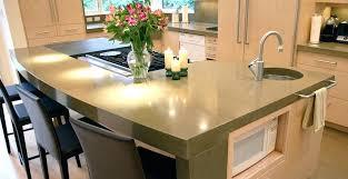 diy concrete kitchen countertops concrete kitchen and island concrete intended for concrete kitchen s renovation diy
