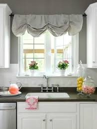 how to make a no sew diy window valance from canvas dropcloths 11 magnolia