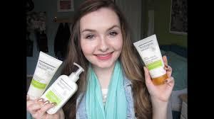 review neutrogena naturals skincare line