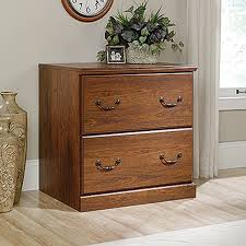 Cherry File Cabinets Orchard Hills Lateral File Milled Cherry D Sauder Woodworking