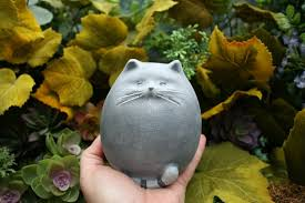 cat garden statue. like this item? cat garden statue