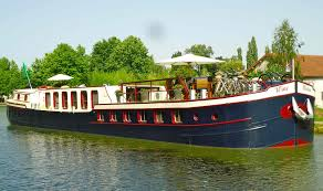Hotel Barges Listing | French Canal Connection